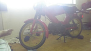 Moped for sell