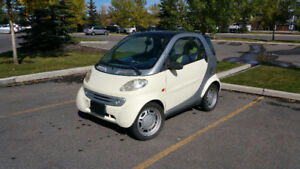 2001 Smart Fortwo Coupe (2 door)