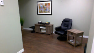 Room for rent in health care clinic