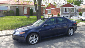 2005 Acura TL Berline MAGS ET AIR CLIMATISÉ SYSTEME BOSE