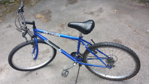 """26"""" bicycle 21 speed very good condition for sale 65$"""