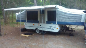2001 Jayco Eagle 10 FS Tent Trailer