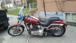 2004 HARLEY DAVIDSON SOFTAIL DEUCE FOR SALE!!