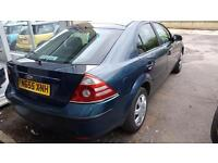 2006 Ford Mondeo 1.8 LX,