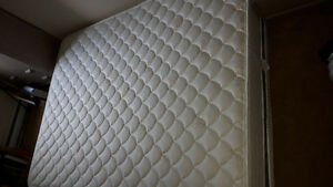 "Mattress and Box 2"" queen London Ontario image 2"