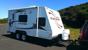 2011 Forest River Surveyor SP-186