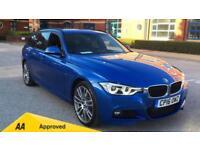 2016 BMW 3 Series 335d xDrive M Sport 5dr Step Automatic Diesel Estate