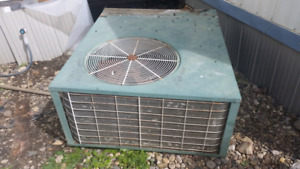 Free air conditioner package unit