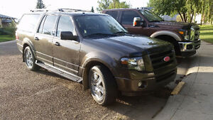 2009 Ford Expedition Limited Max SUV, Crossover