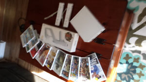 Wii game, games & zapper