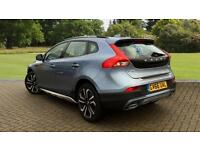 2017 Volvo V40 Cross Country D3 Pro Nav Geartronic Automatic Petrol Hatchback