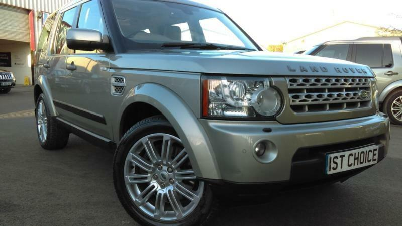 2011 Land Rover Discovery 4 Sdv6 Hse Impanana With Cream Leather