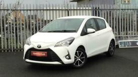 2018 Toyota Yaris 1.5 VVT-i Icon Tech 5-Dr Hatchback Petrol Manual
