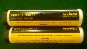 Kluber Isolflex NBU 15, Spindle Bearing Grease Kitchener / Waterloo Kitchener Area image 2