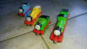 Free DieCast 4 Thomas Engine with purchase of Thomas train table