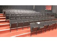 60 Lecture / theater / cinema folding seating