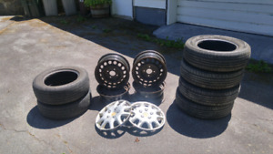185/65/R14 tire package