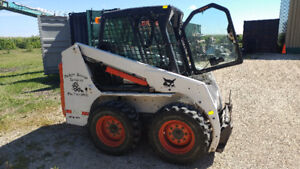 Bobcat S130 Great Condition, very low hours