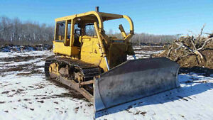 1980 Caterpiller D6D for sale.