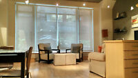Luxury Core Downtown Corporate Condo Rental