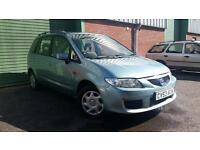 Mazda Premacy 1.8 mpv SPARES OR REPAIR ONLY