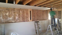 Bekker wall solutions*- drywall,Mud and tape, paint, wallpaper