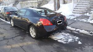 2011 Nissan Altima Coupé 2.5S Noir
