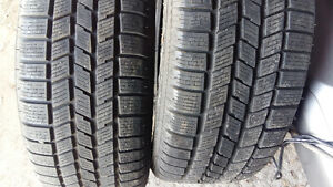 2 WINTER TIRES  235/55 /r19