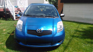 2006 Toyota Yaris Berline