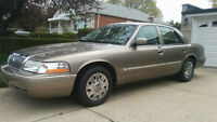 2005 Mercury Grand Marquis Sedan