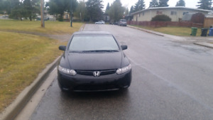 Honda Civic 2009 with remote starter
