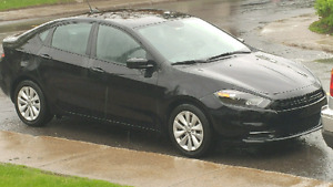 2014 Dodge Dart SXT with mags and sunroof only 21,500km!!!