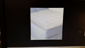 Feather Mattress Topper - Queen