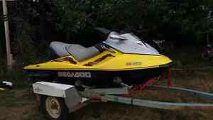For sale at 2003 jet skis