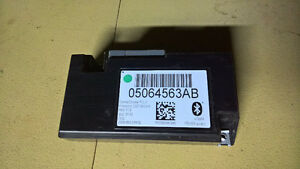Dodge Ram 3500 Telematics/Bluetooth Module