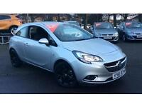 2016 Vauxhall Corsa 1.2 SRi 3dr Manual Petrol Hatchback