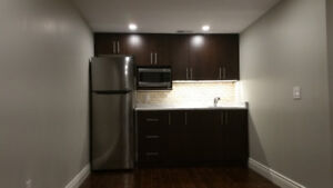 All inclusive Office space for lease W Kitchenette and 3pc bath