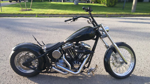 2011 Softail Evo Chopper