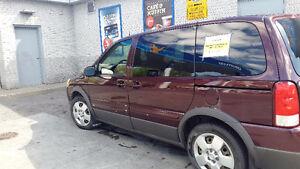 2008 Pontiac Montana Fourgonnette, fourgon