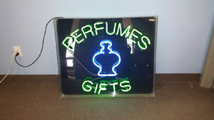 Neon signs, box signs, channel letters, chairs, tables and more!