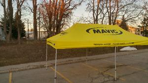 10x20 canopy - mavic