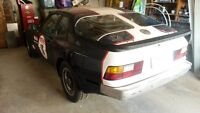 1985 Porsche 944 Coupe (2 door)V8 LT-1 power with Turbo