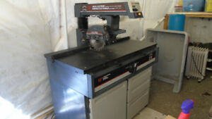 "10 "" Craftsman Radial arm saw"