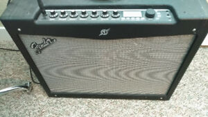 Fender Mustang IV modelling amp and foot pedal