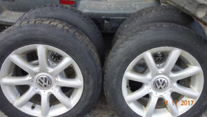 4 mags vw 5x112