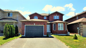 South End Barrie 4 Bedroom Detached Home - Available as of FEB 1
