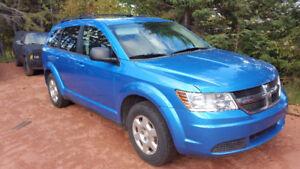 2009 Dodge Journey Hatchback