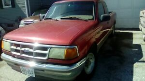 Parting out 1993 ranger