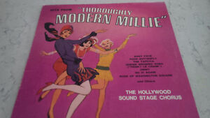 """LP: Hits From """"Thoroughly Modern Millie"""" Kitchener / Waterloo Kitchener Area image 1"""