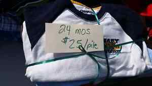 Boys clothing sold in piles sizes 12-18 mos, 18-24 and 3T Kitchener / Waterloo Kitchener Area image 5